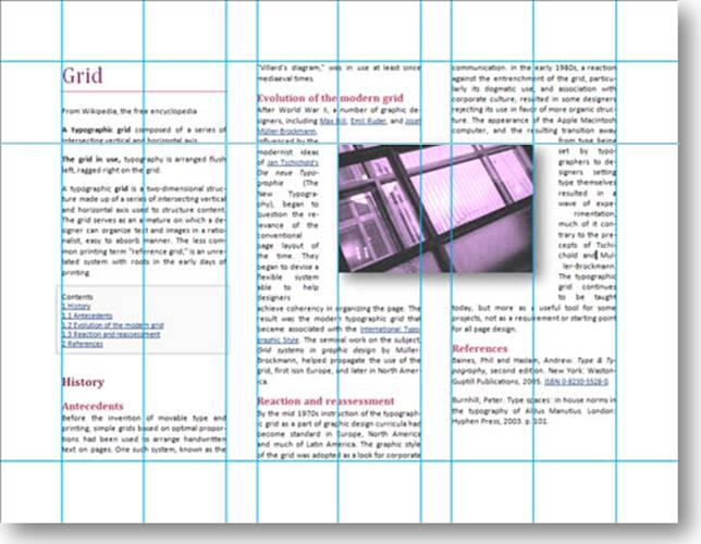magazine design - Google zoeken Lesmateriaal template
