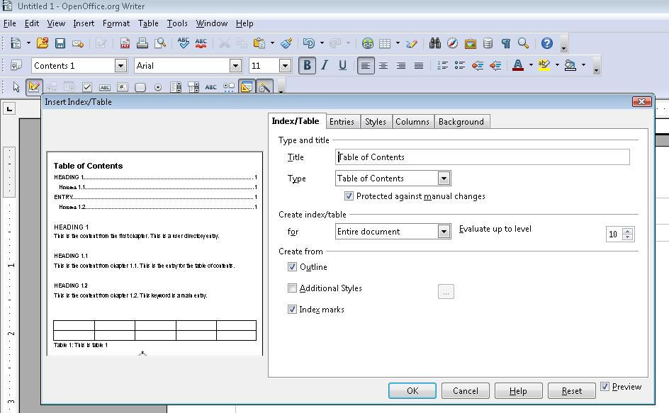 PDF2 Creating bookmarks in PDF documents Techniques for WCAG 20