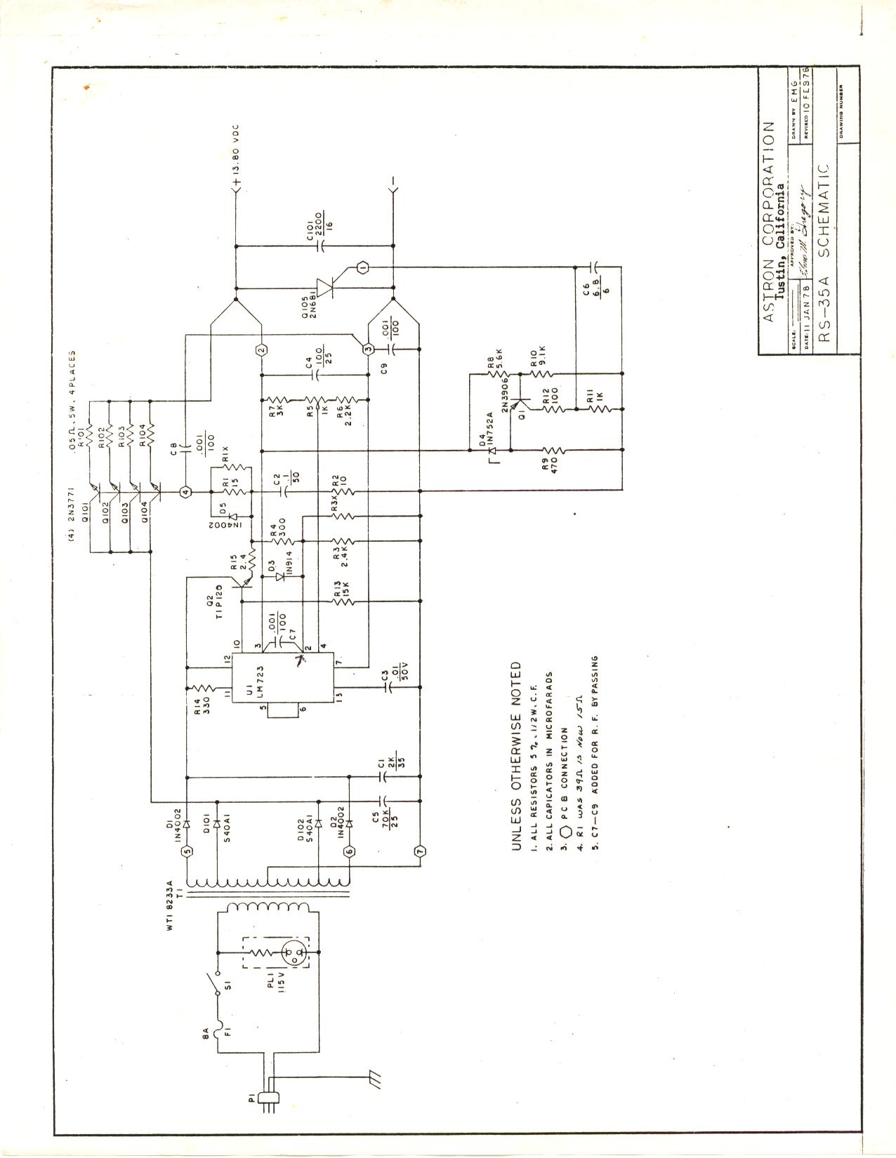 cb antenna wiring diagram