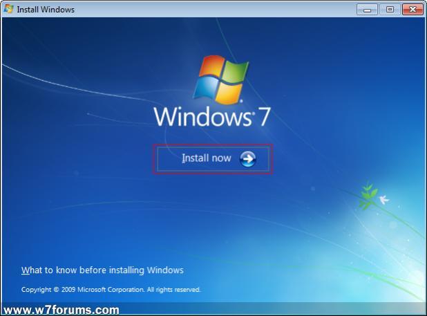 Repair Install Windows 7 Forums - windows repair install