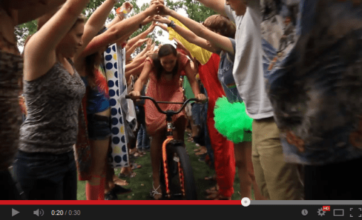 Check out this great video from New Belgium to take a sneak peek at the Tour de Fat.