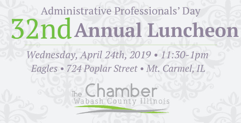Administrative Professionals\u0027 Day Luncheon Wabash County Chamber