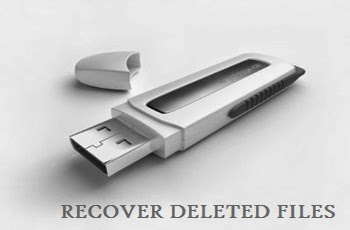 Recover deleted files from pen drive using CMD
