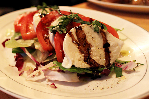 The Italian Lunch Caprese Salad Office Meals You Have to Try Today