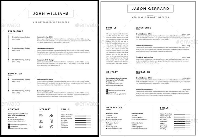 How to write your professional CV / resume YOURSELF, to better
