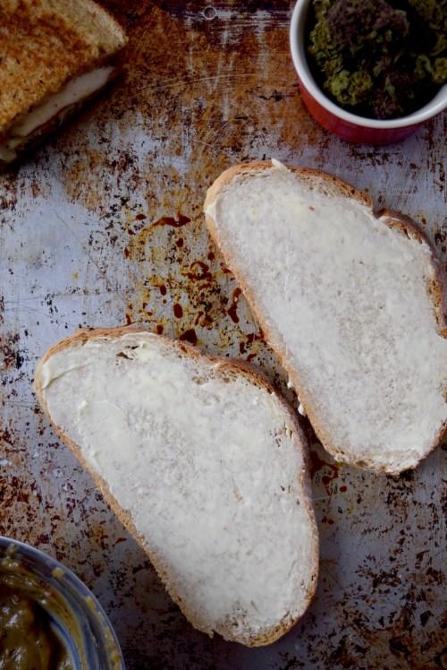 marijuana cheese sandwich