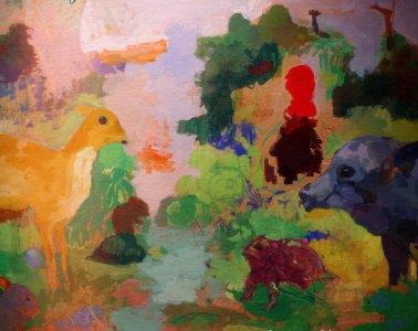 suzy callahan see through artwork