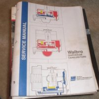 Walbro Diaphragm Carburetors Service Manual