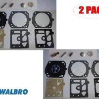 Walbro K24-HDA Carb Repair Kit for Husqvarna/Jonsered (2 Pack)