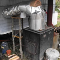 PDF DIY Homemade Outside Wood Stove Plans Download diy ...