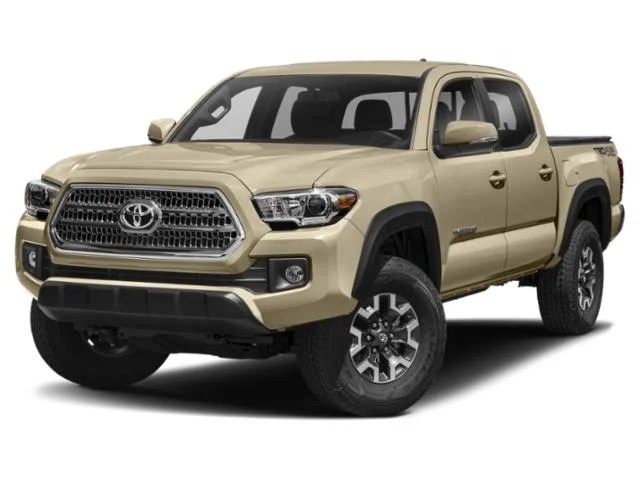 2019 Toyota Tacoma TRD Off Road Double Cab 5\u0027 Bed V6 AT - Toyota