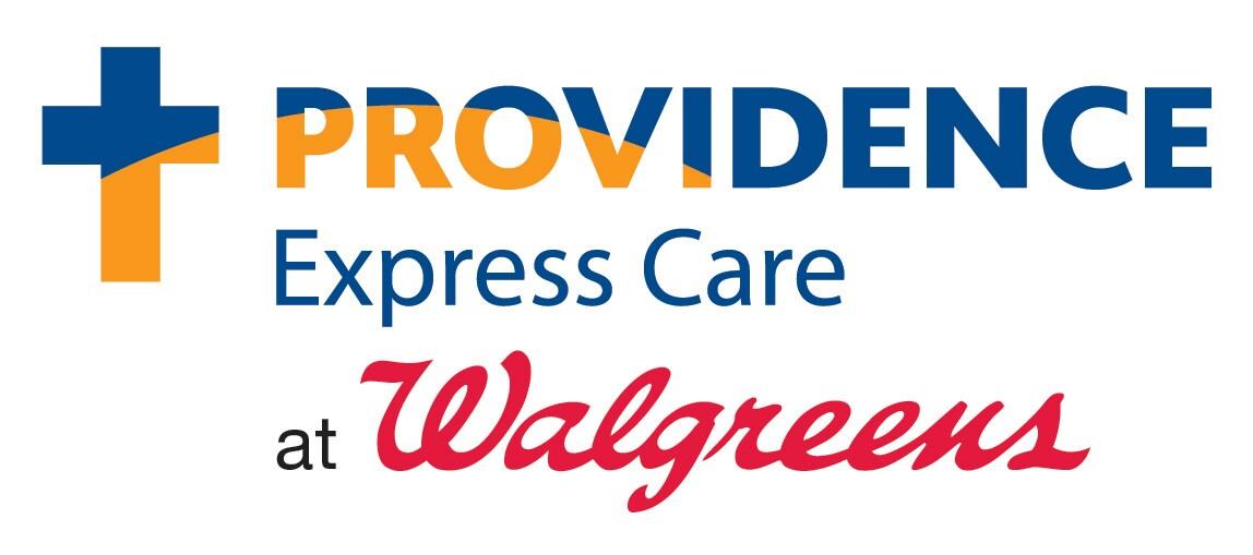 Providence express care Walgreens