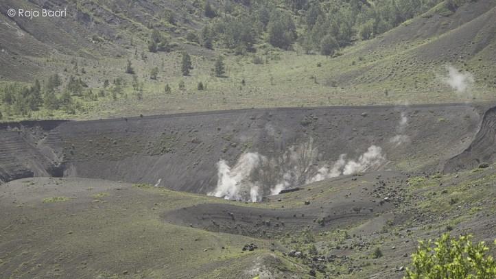 Gin'numa Crater