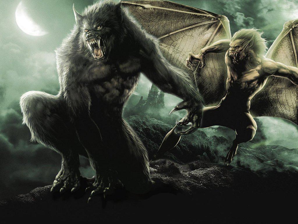 Werewolf Vs Vampire Van Helsing