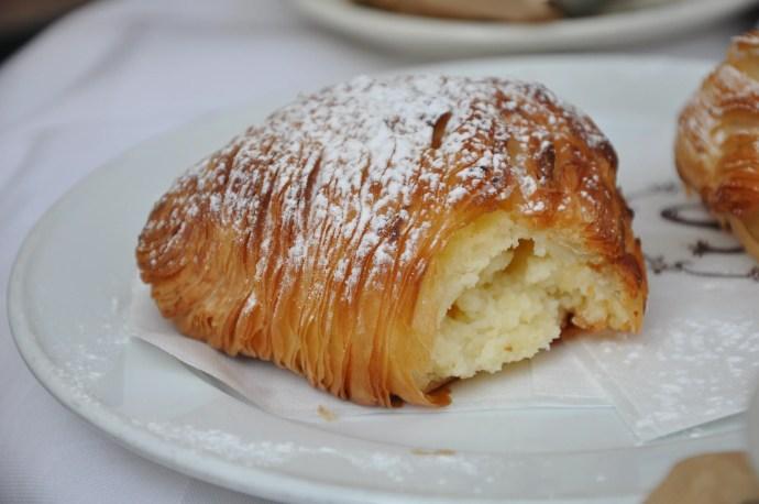 Sfogliatella, a favorite pastry in Italy