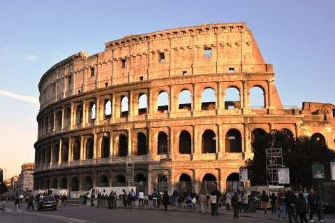 Rome in autumn