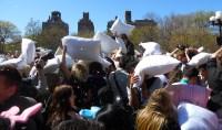 NYC Pillow Fight 11 - Walks of New York