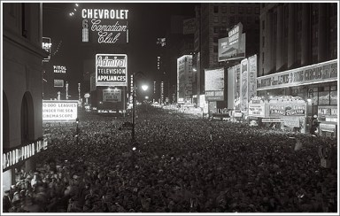 Historic Times Square New