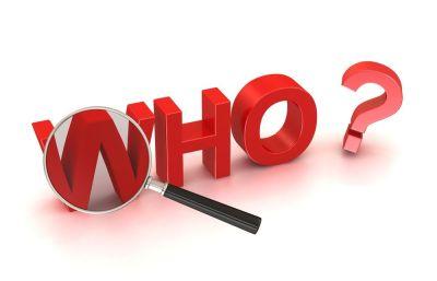 Who? - Walk With God