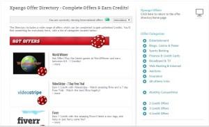 xpango offer directory