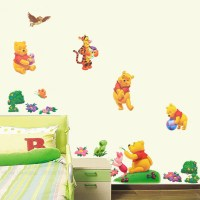 Winnie the pooh wall stickers - Wall Art Ideas