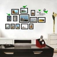 Photo frame wall stickers - Wall Art Ideas