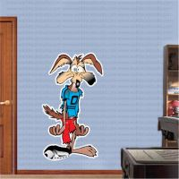 From $14.99 Buy Wild E. Coyote Looney Tunes Wall Sticker ...