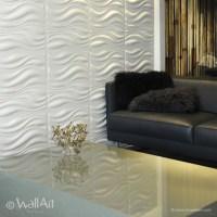 Decorative 3D Wall Panels - Textured Wall Tiles - Interior ...