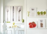Modern Kitchen Wall Art - Wall Decoration Pictures Wall ...