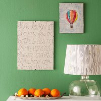 Hand Drawn Wall Art - Wall Decoration Pictures Wall ...