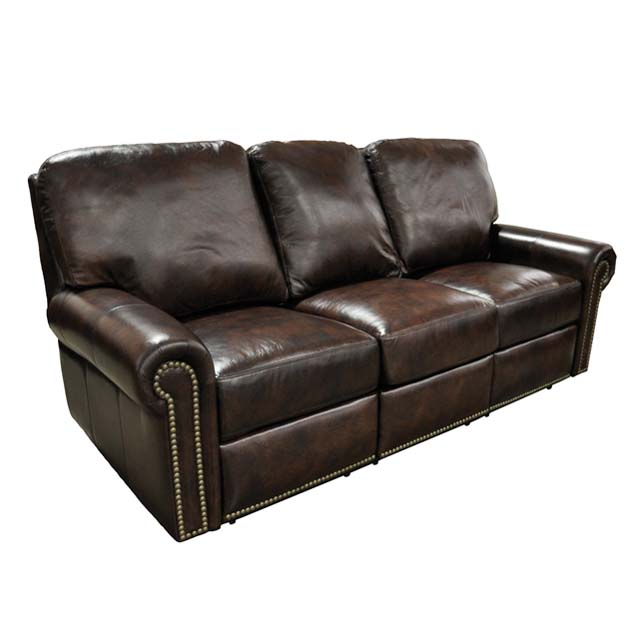 Furniture Village Junction 9 pulaski leather reclining sofa | furniture village junction 9
