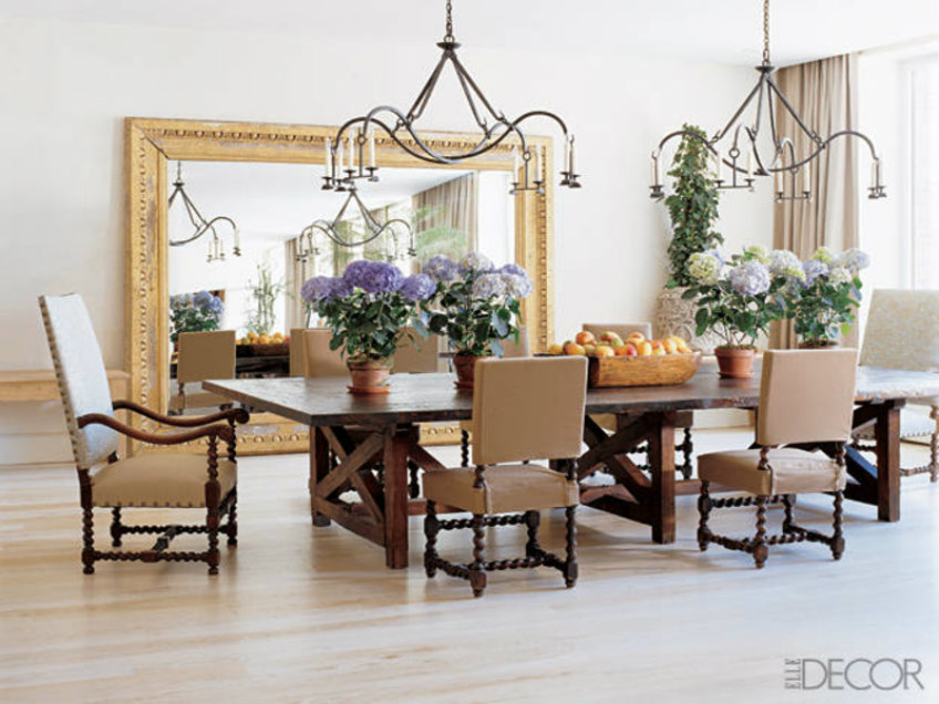 Add Glamour to Your Interiors with Gilded Mirrors - home decor mirrors