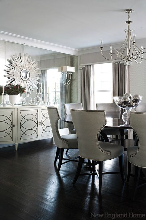 exquisite wall mirrors dining room