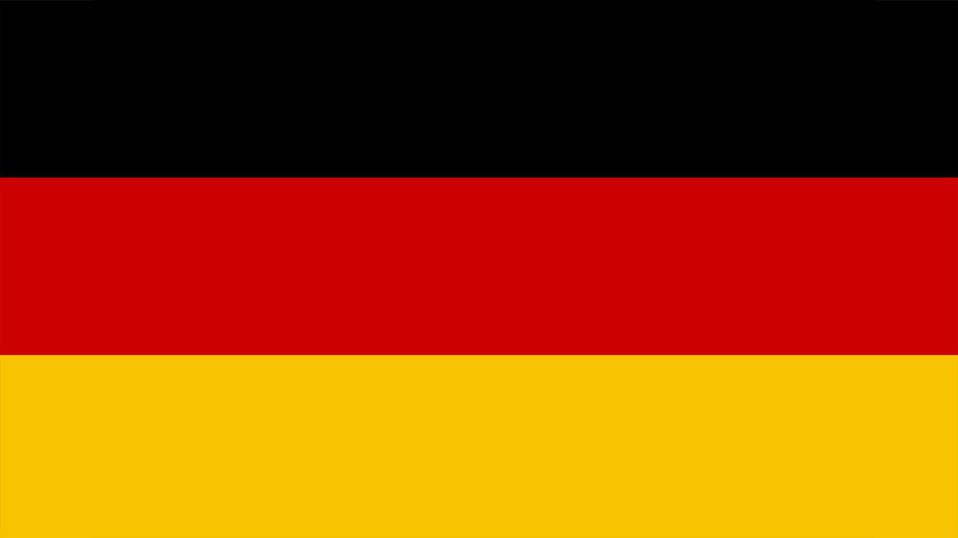 Gold Iphone X Wallpaper Flagge Deutschland Hintergrundbilder