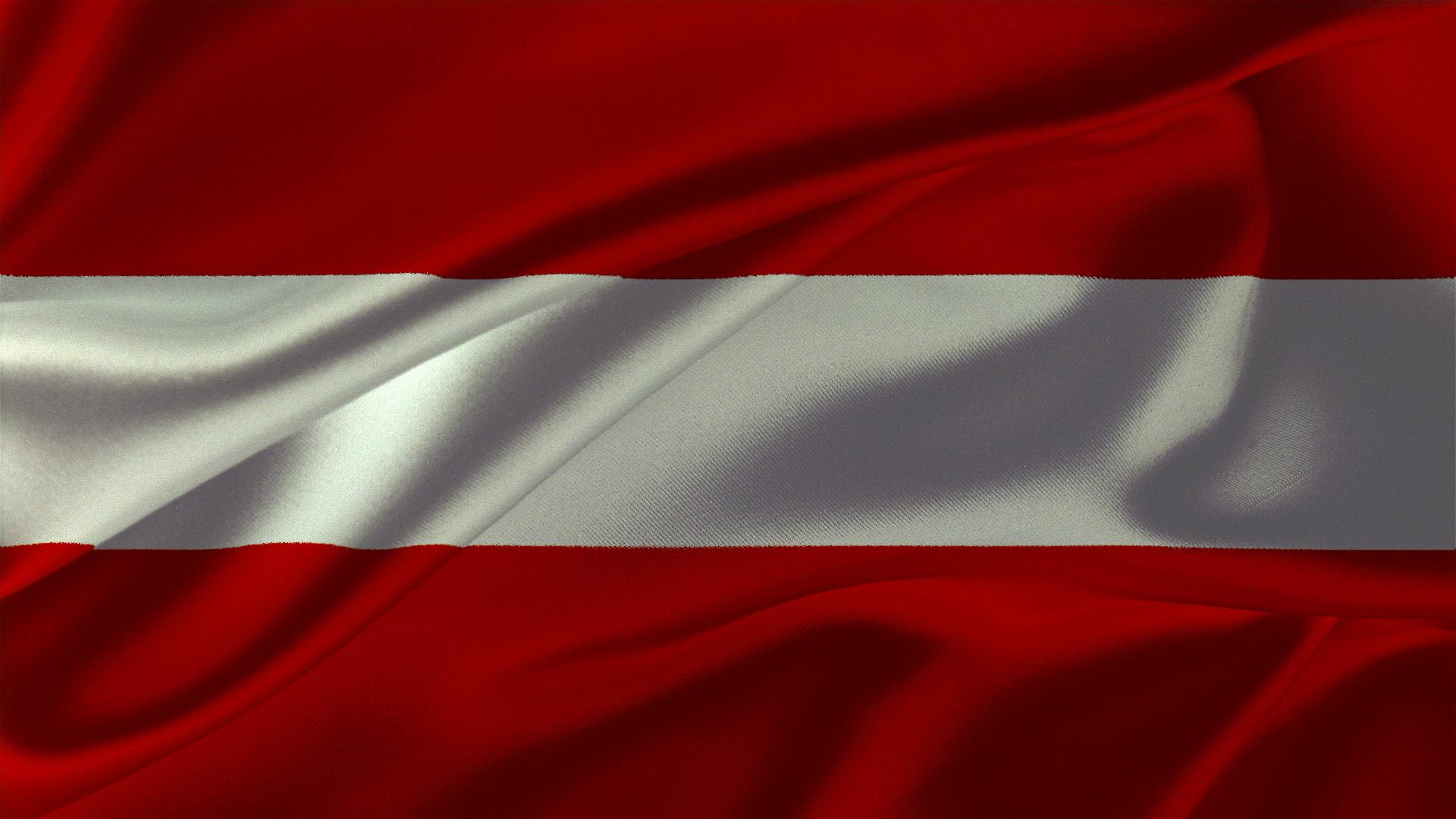 Dark 3d Wallpaper Flagge 214 Sterreich Hintergrundbilder