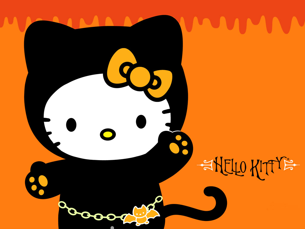 Cute Kid Wallpapers Free Download Hello Kitty Halloween Wallpaper Free Hd Backgrounds Images