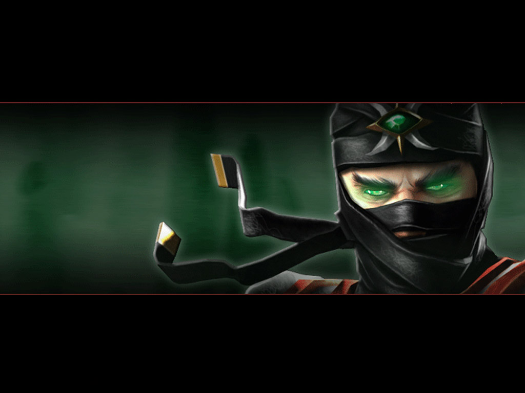 Black Green Wallpaper Black Ninja Wallpaper Free Hd Backgrounds Images Pictures