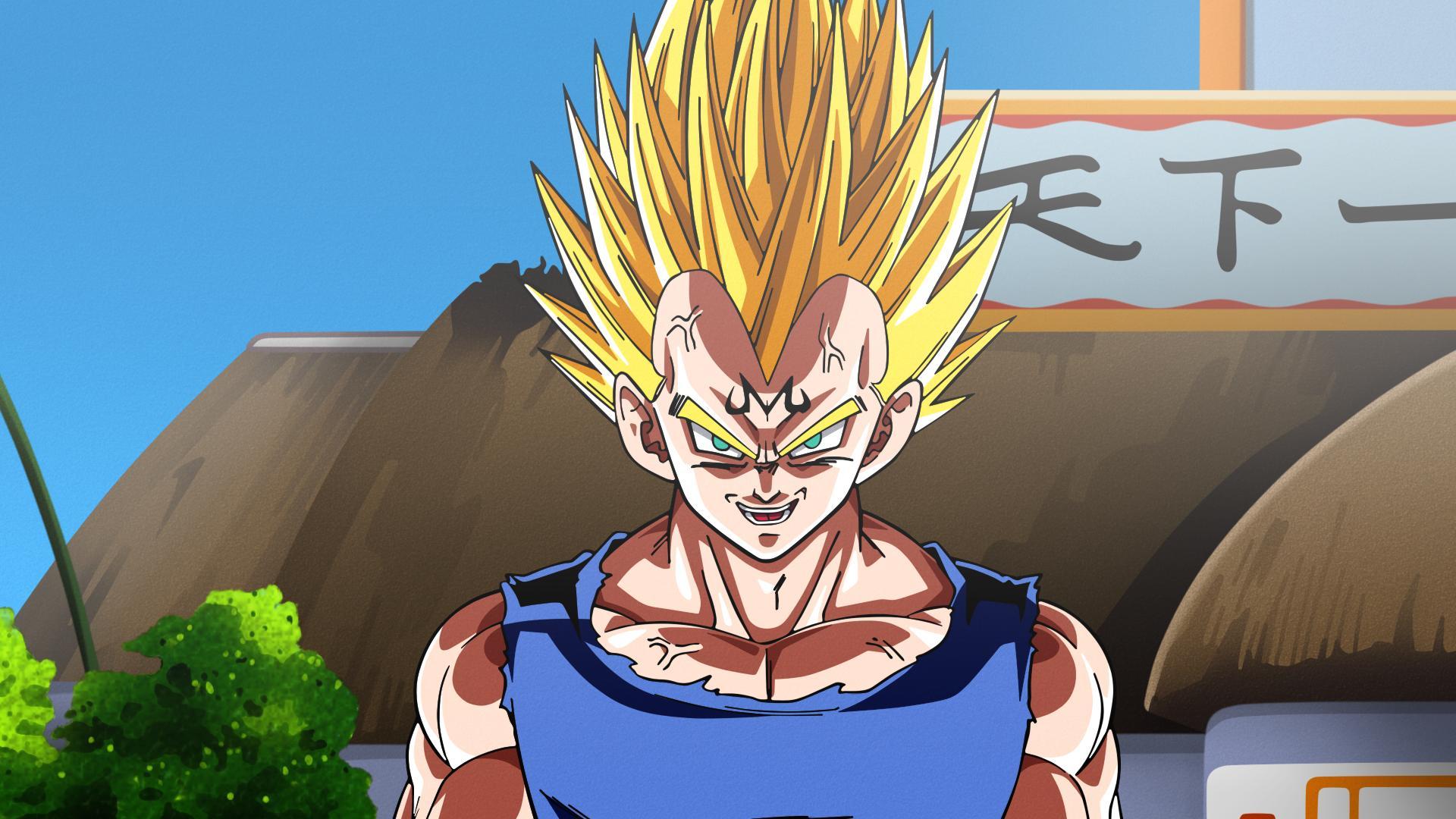 Dbz 3d Wallpapers Dragon Ball Vegeta Super Saiyan Wallpaper Anime