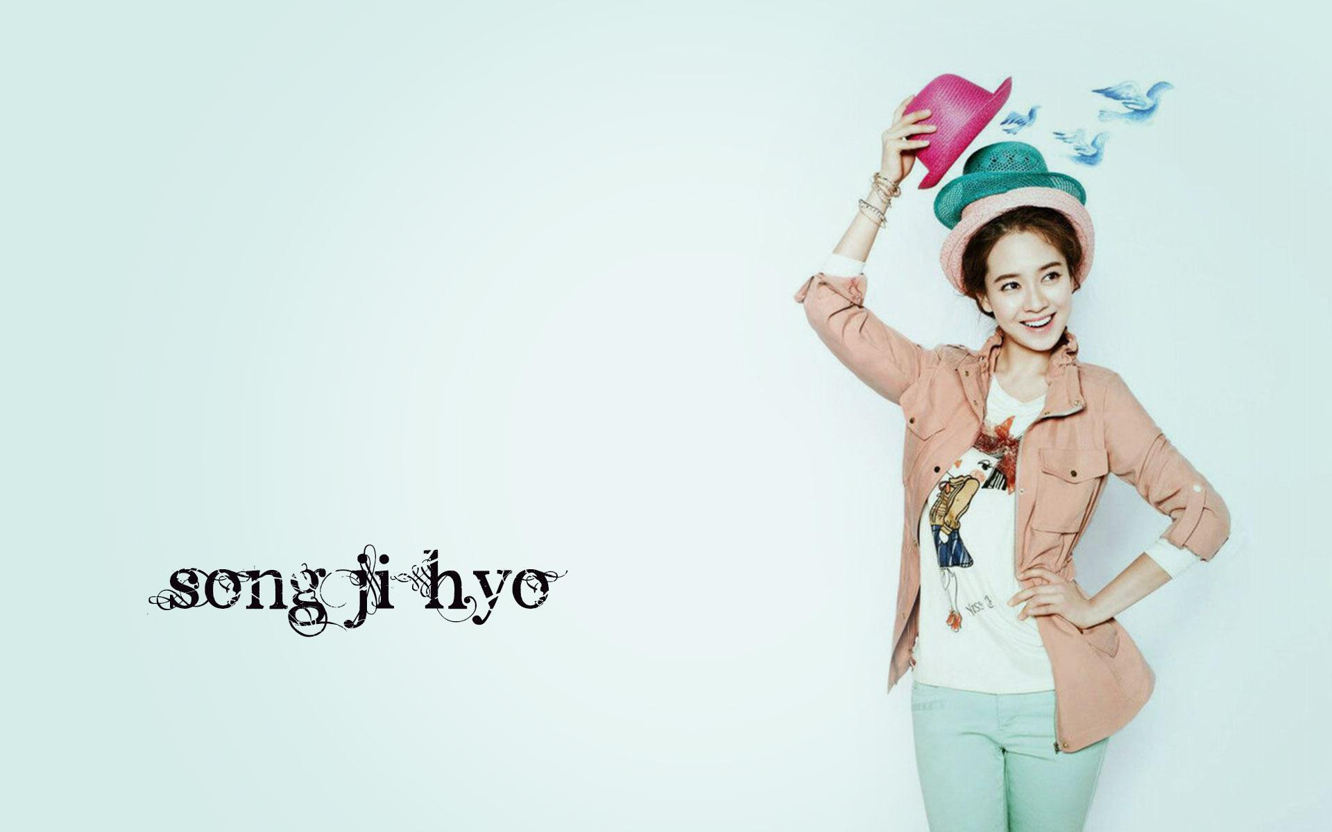 Cute Korean Art Wallpaper Song Ji Hyo Pc Wallpaper Other Wallpaper Better