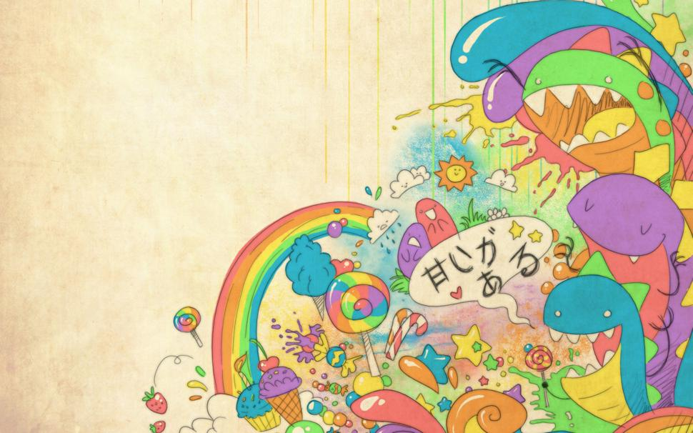 Colorful Cute Background Designs wallpaper cute Wallpaper Better