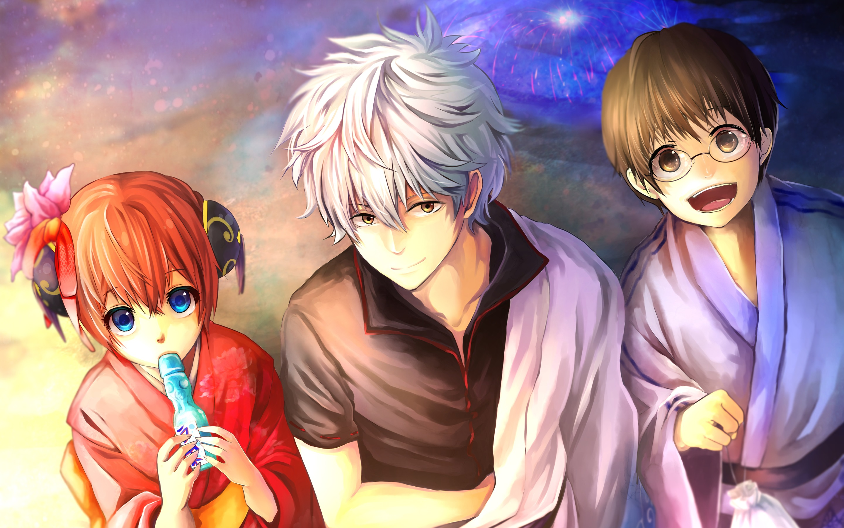 Wallpaper Hd For Mobile Free Download Girl Gintama Classic Anime Wallpaper Other Wallpaper Better