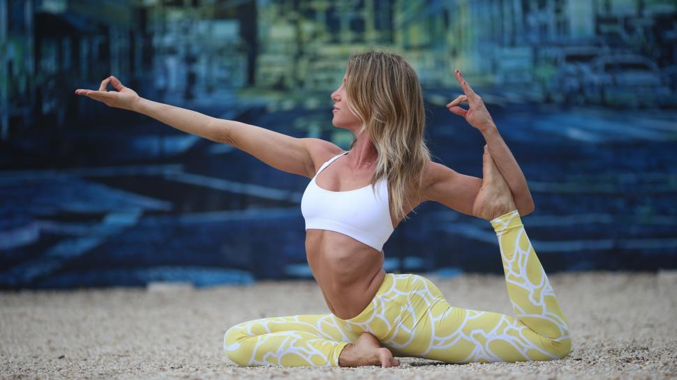 Cute Surya Wallpapers Women Yoga Pose Wallpaper Sports Wallpaper Better