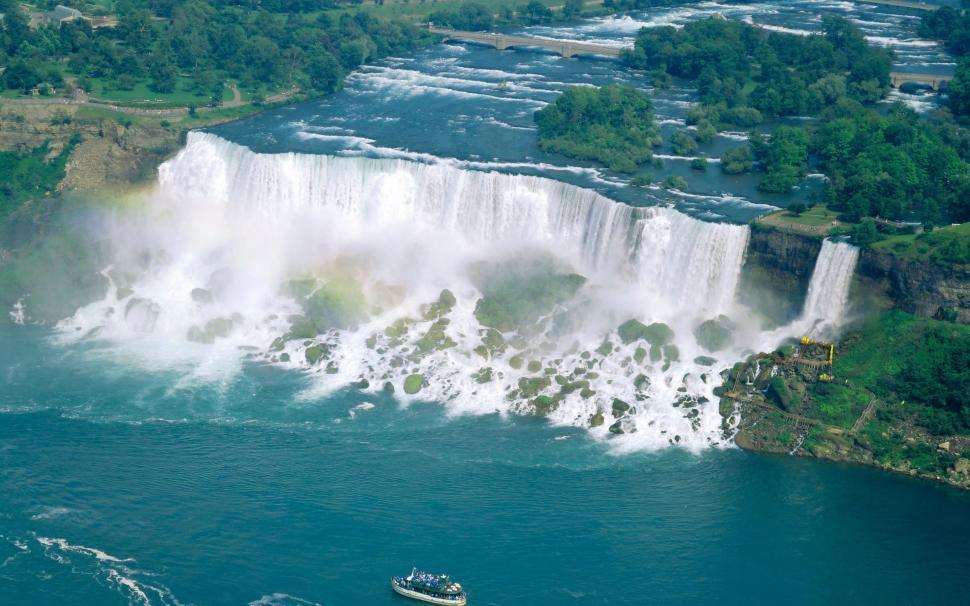 Niagara Falls Hd 1080p Wallpapers Spectacular Waterfalls Niagara Falls Canada Boat