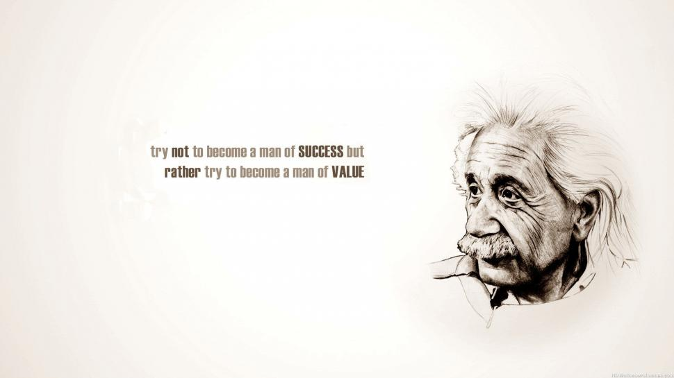 Funny Wallpaper With Quotes On Life Albert Einstein Success Quotes Wallpaper Love