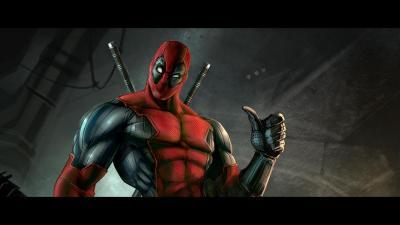 Deadpool Thumbs Up Marvel HD wallpaper | anime | Wallpaper Better