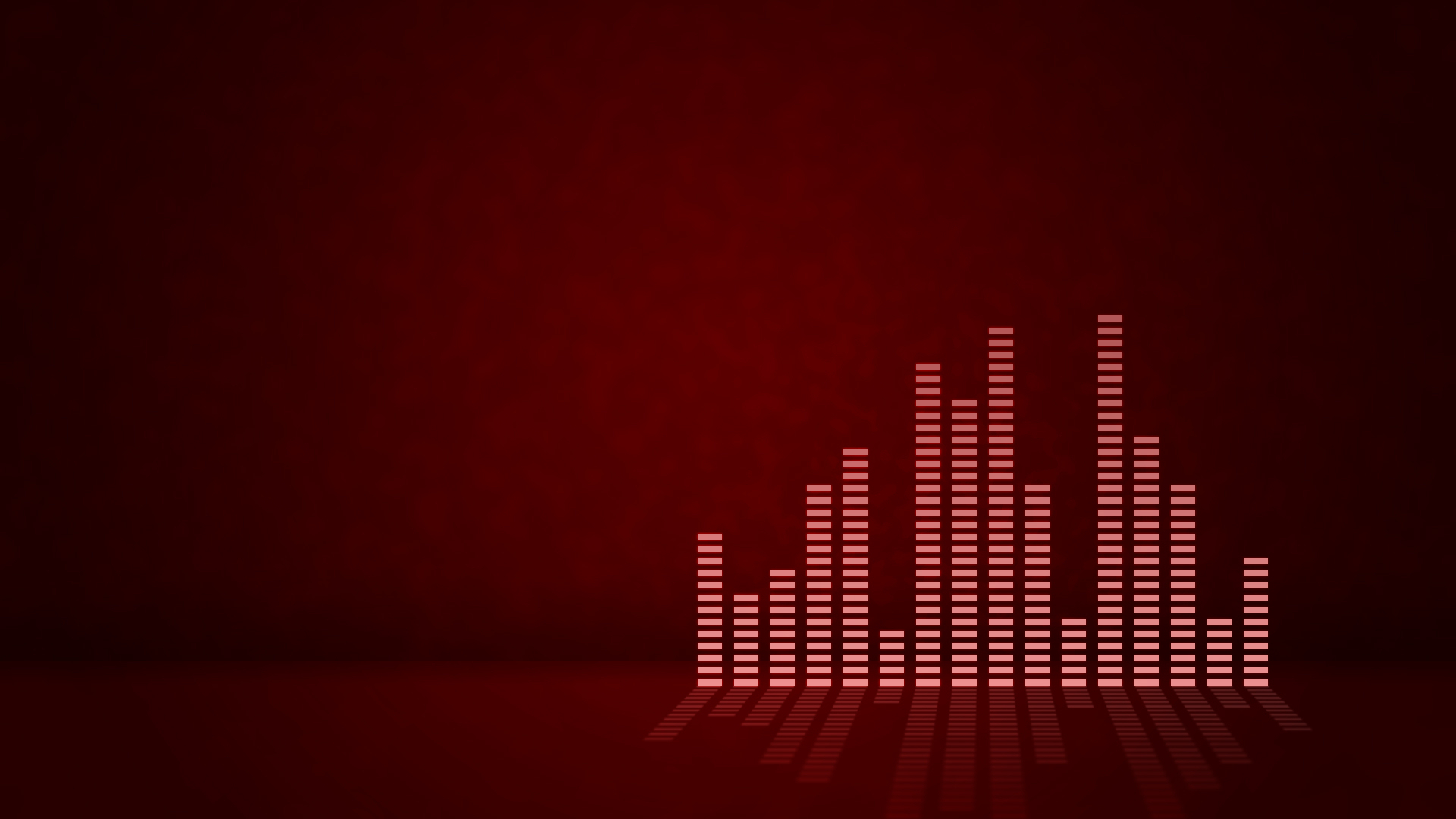 Cute Wallpapers For Dell Laptop Equalizer Dark Red Background Wallpaper Music