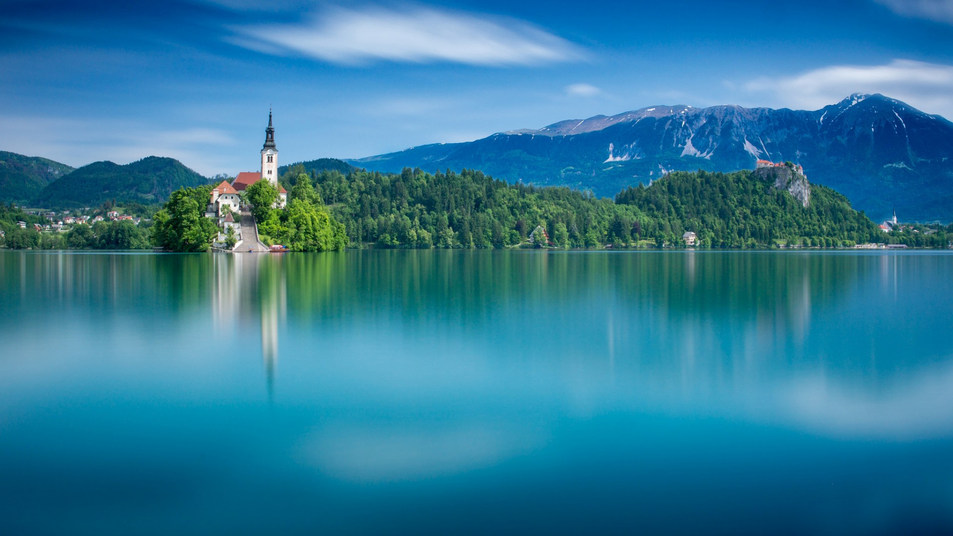 Flowers Wallpapers For Desktop Full Size Hd Bled Slovenia Lake Bled Beautiful Nature Landscape