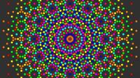 Psychedelic, Colorful, Circle, Artwork, Abstract, Symmetry ...
