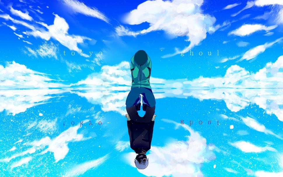 Cute Girl Hd Wallpaper For Mobile Tokyo Ghoul Opening Wallpaper Anime Wallpaper Better