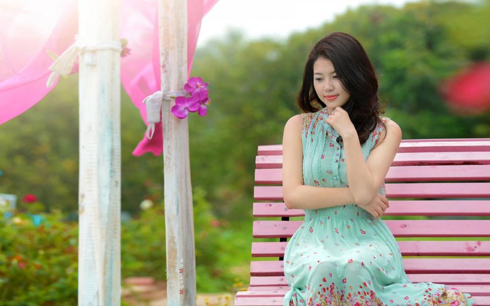Beautiful Chinese Girl Paintings Widescreen Wallpaper Cute Asian Girl Wallpaper Girls Wallpaper Better